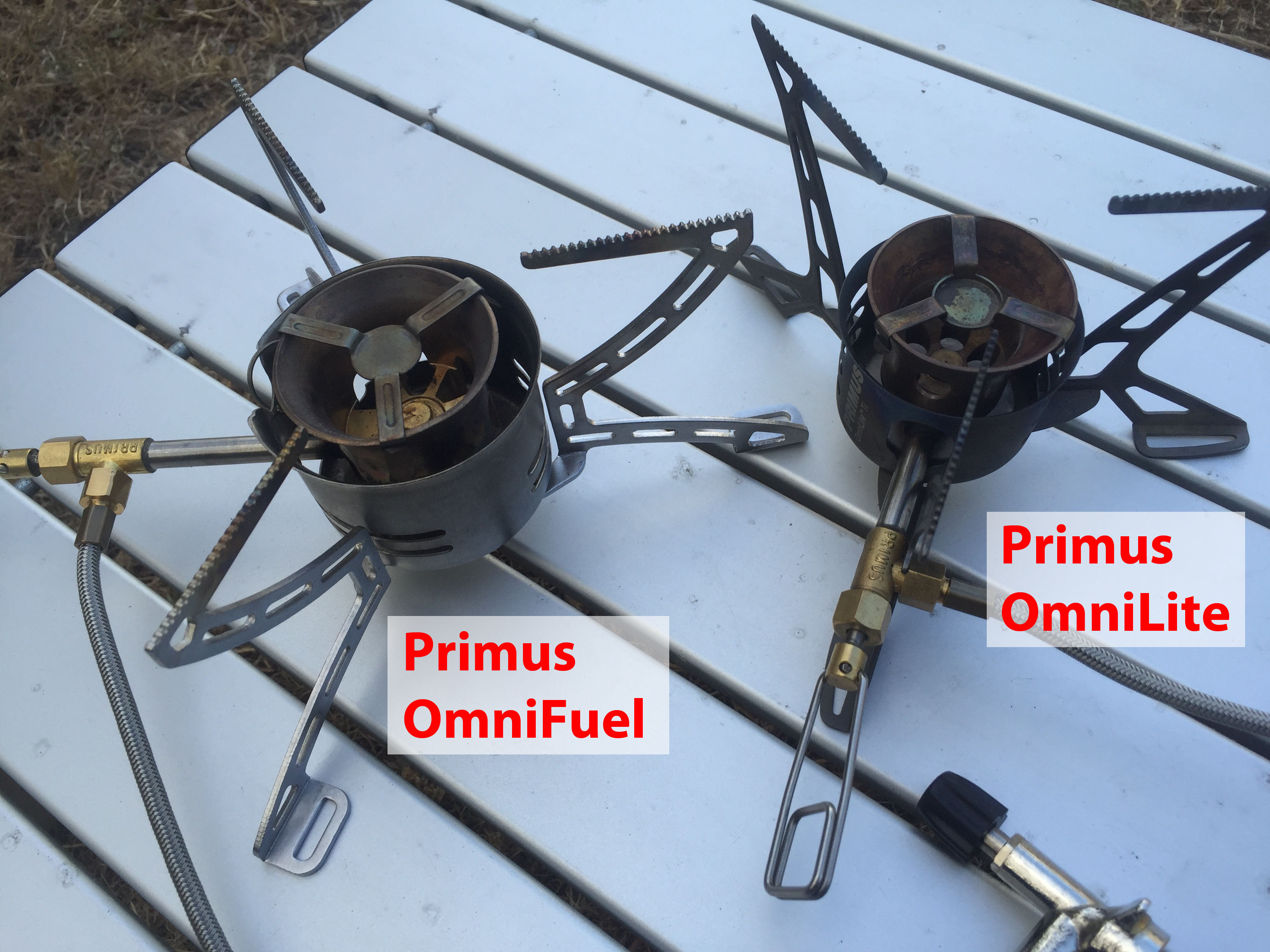The Omnilite Is Essentially More Recent Titanium Version Of Omnifuel With Some Great Enhancements A Major Focus On Being Lighter By Using