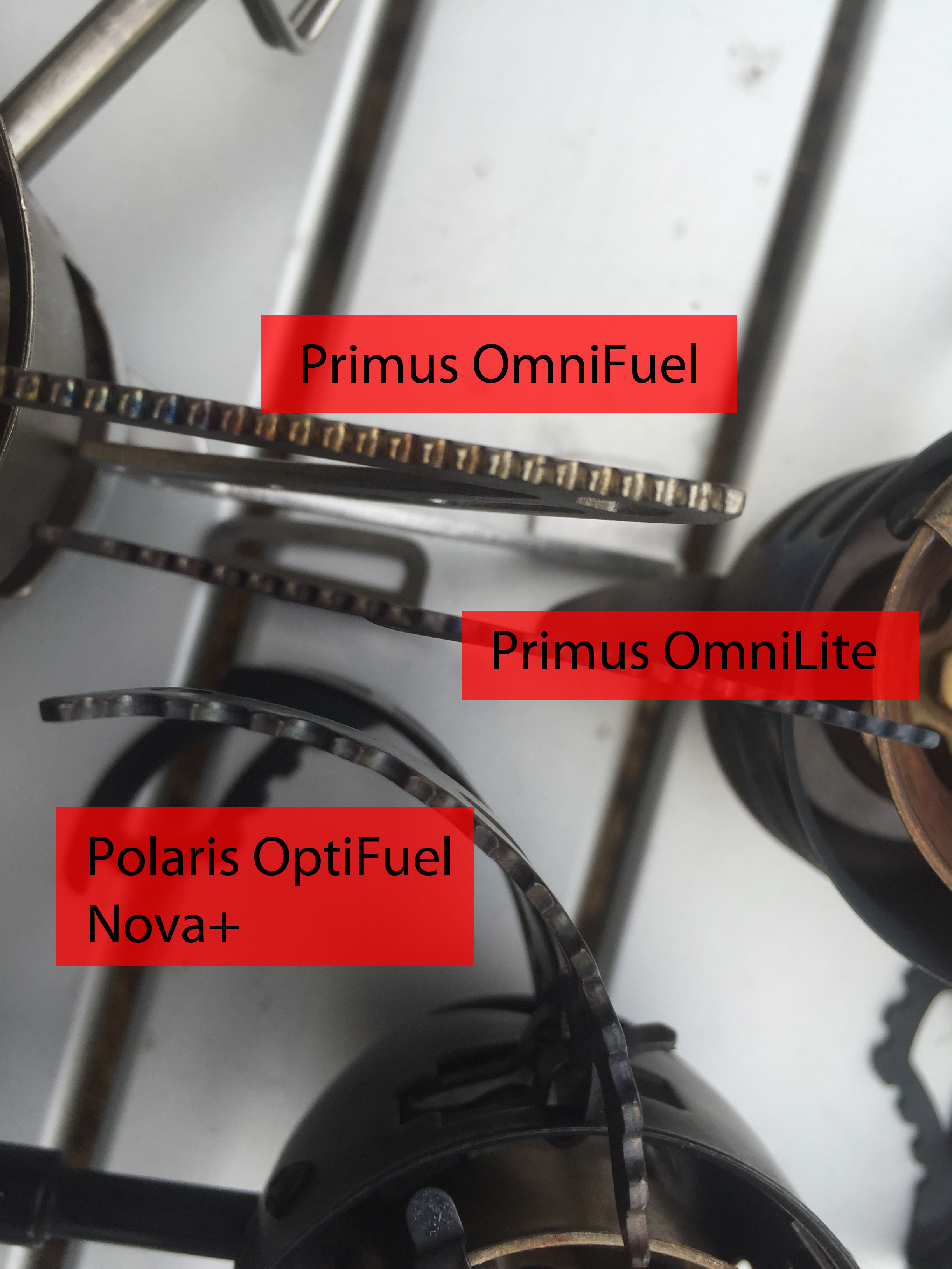 I Have Now Used The OmniFuel A Fair Bit And Heavier Omnifuel Is Definitely More Stable Easier To Handle If For No Other Reason Than Fact