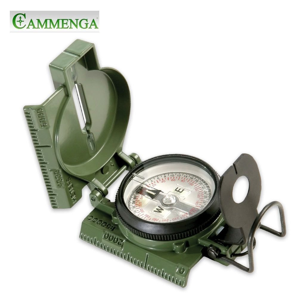 Cammenga 3h Tritium Compass Review Camping Stoves And