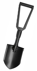 Gerber 30-000075 E-Tool Folding Spade with Serrated Blade