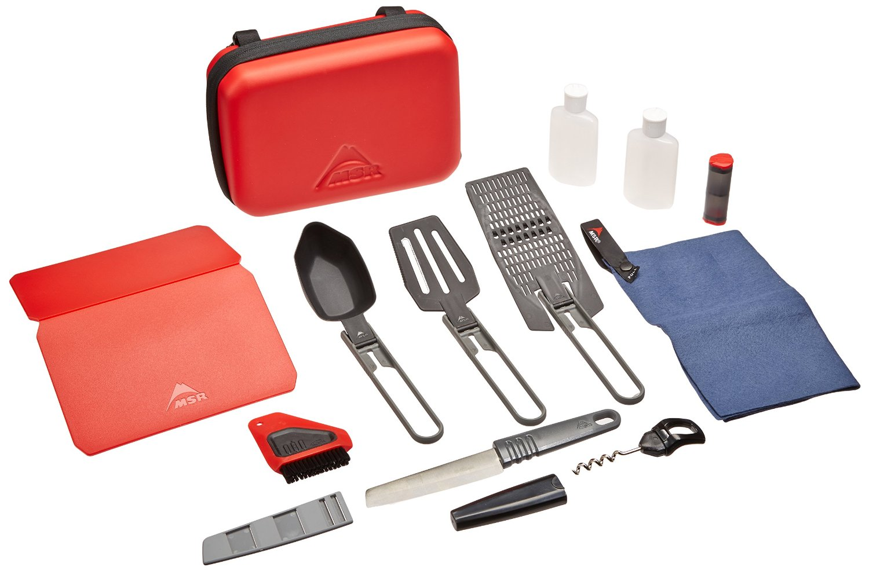 Msr Alpine Deluxe Kitchen Set Review