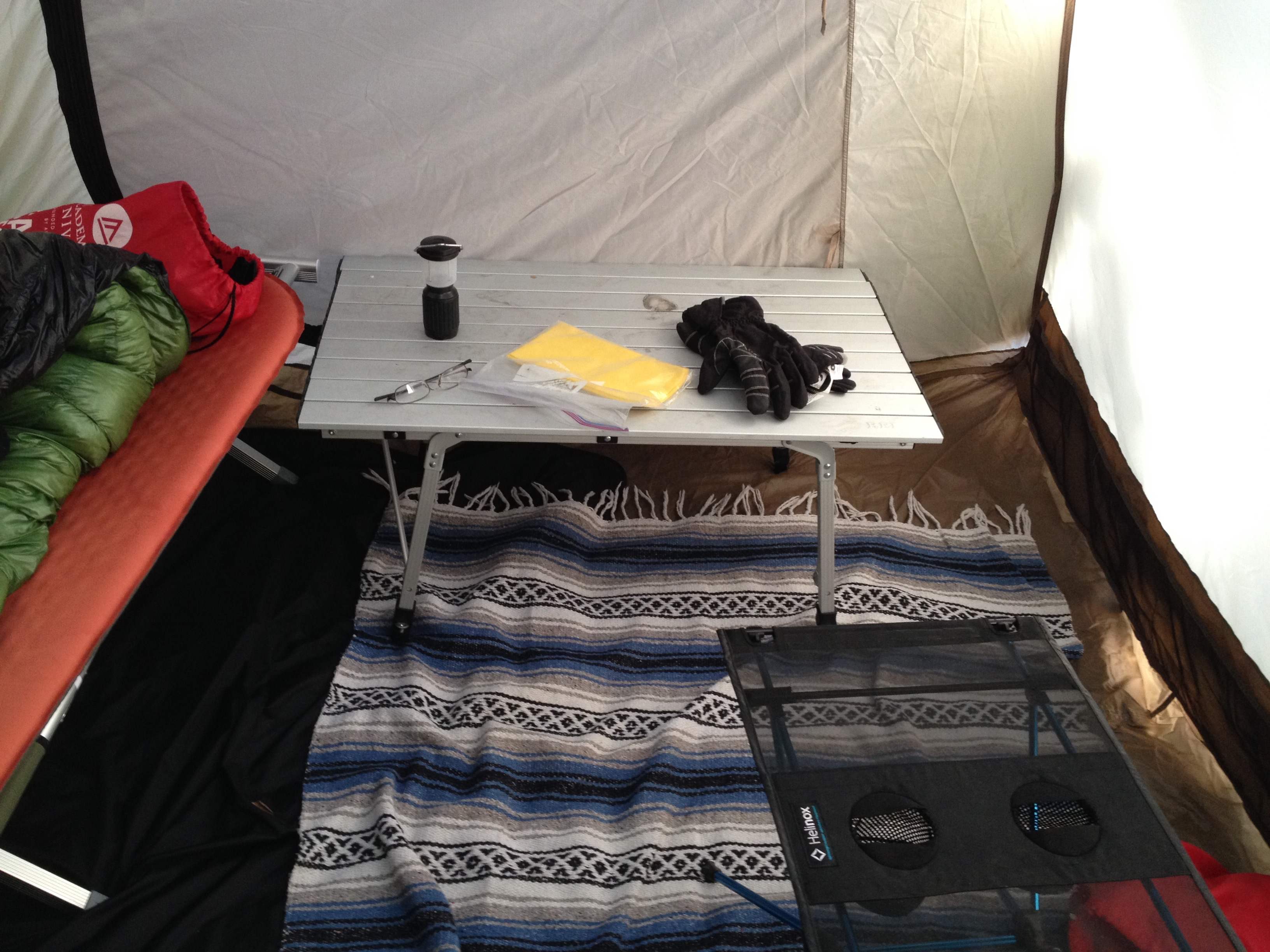 LLBeanKingPine_A IMG_0399 & L. L. Bean King Pine 4-person tent Review | Camping Stoves and ...