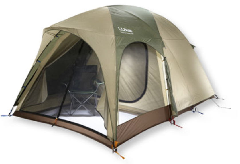 L. L. Bean King Pine 4-person tent Review | C&ing Stoves and Other Gear Reviews  sc 1 st  C&ing Stoves and Other Gear Reviews - WordPress.com & L. L. Bean King Pine 4-person tent Review | Camping Stoves and ...
