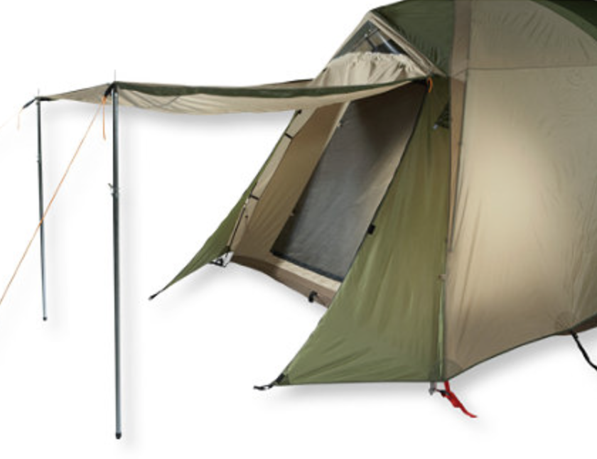 LLBeanKingPine_C  sc 1 st  C&ing Stoves and Other Gear Reviews - WordPress.com & L. L. Bean King Pine 4-person tent Review | Camping Stoves and ...