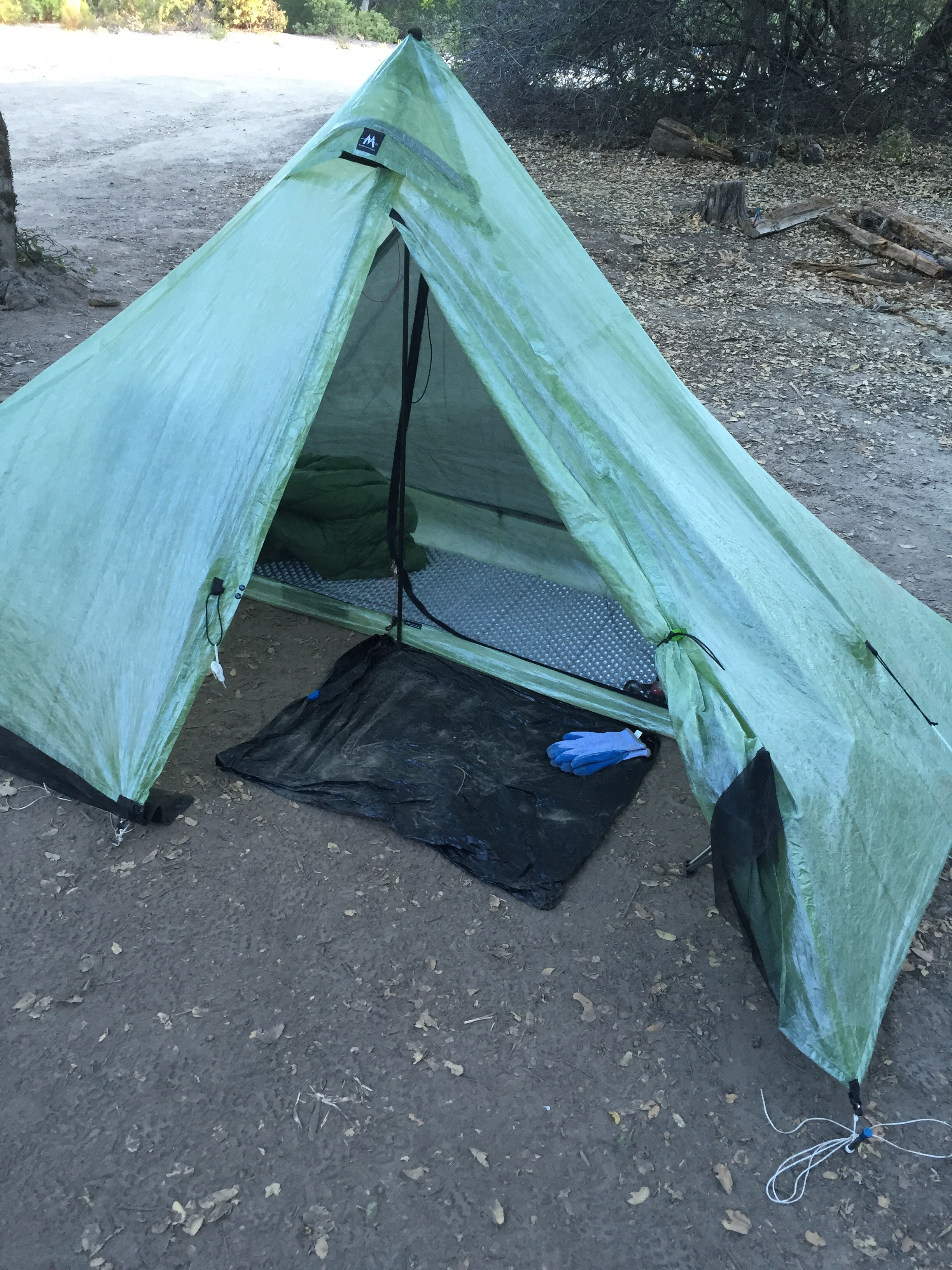Mountain Laurel Designs (MLD) Duomid Review & Kelty Teton 2 Two-Person Tent Review | Camping Stoves and Other ...