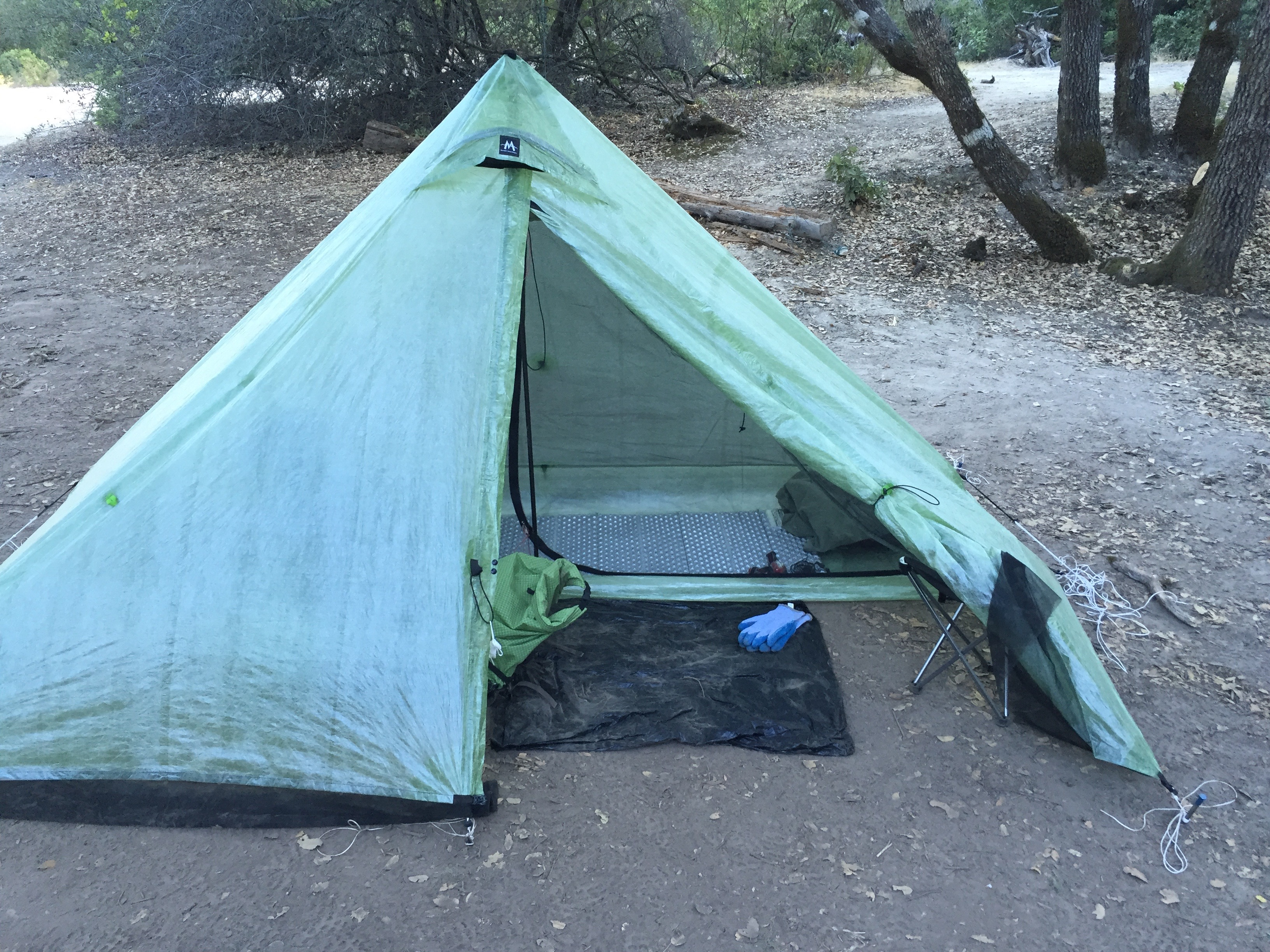 The pyramid tent is sold like a tarp. Thereu0027s no innernet bundled with it but there are a few versions available sold separately. & Mountain Laurel Designs (MLD) Duomid Review | Camping Stoves and ...