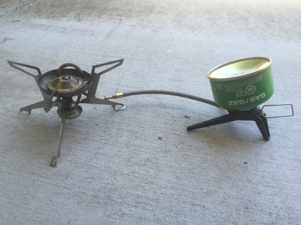 MSR Whisperlite Universal review | Camping Stoves and Other
